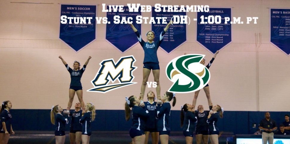 Photo for Live Web Streaming: Menlo vs. Sac State (DH) - 1 p.m.