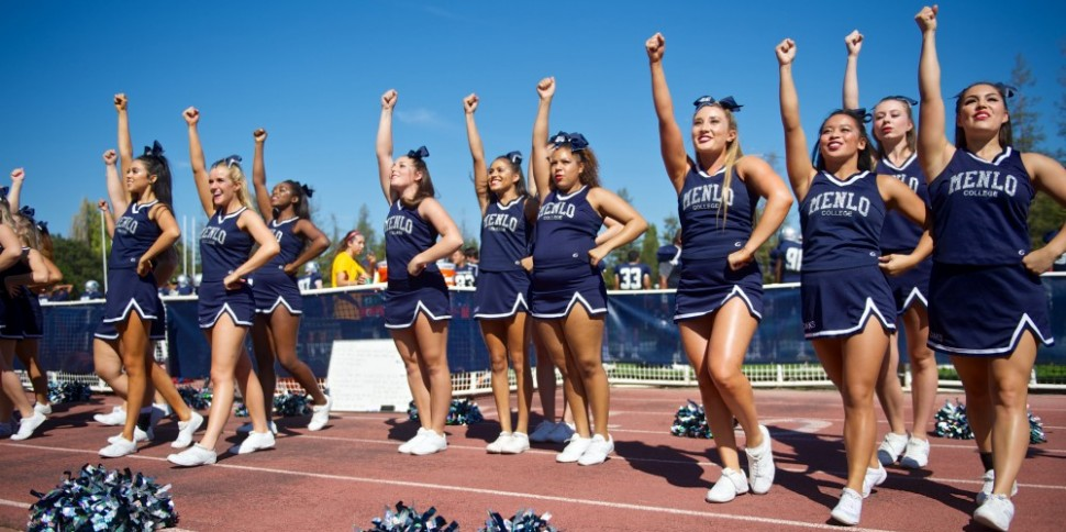 Photo for Be The Match Hosted By Menlo Competitive Cheer