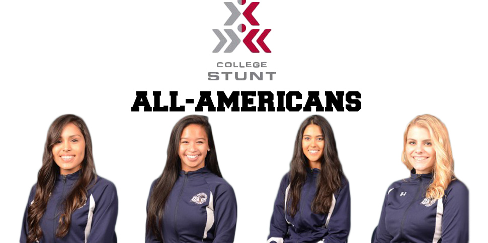 Photo for Menlo College STUNT Nets Four All-Americans
