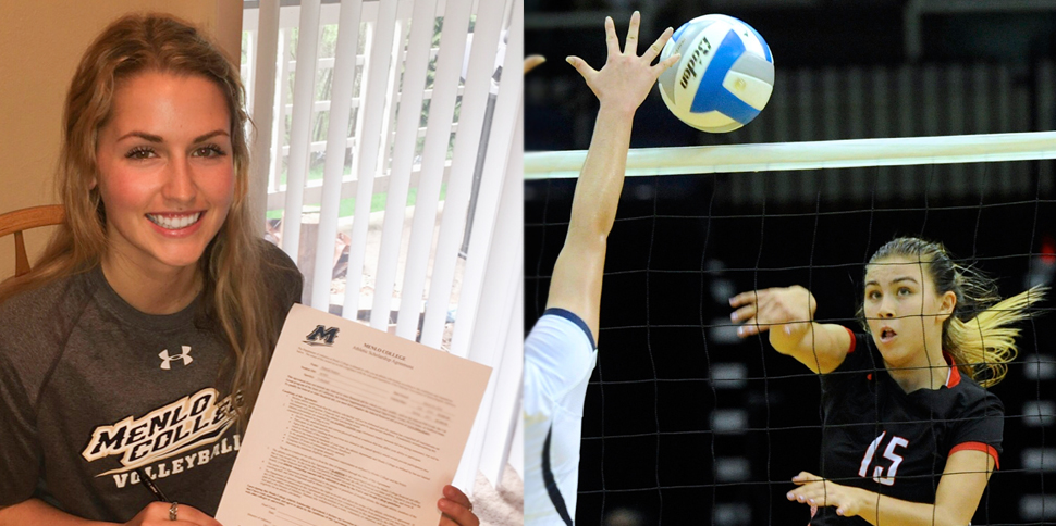 Photo for Hudson and Buscher join 2016 Volleyball recruiting class