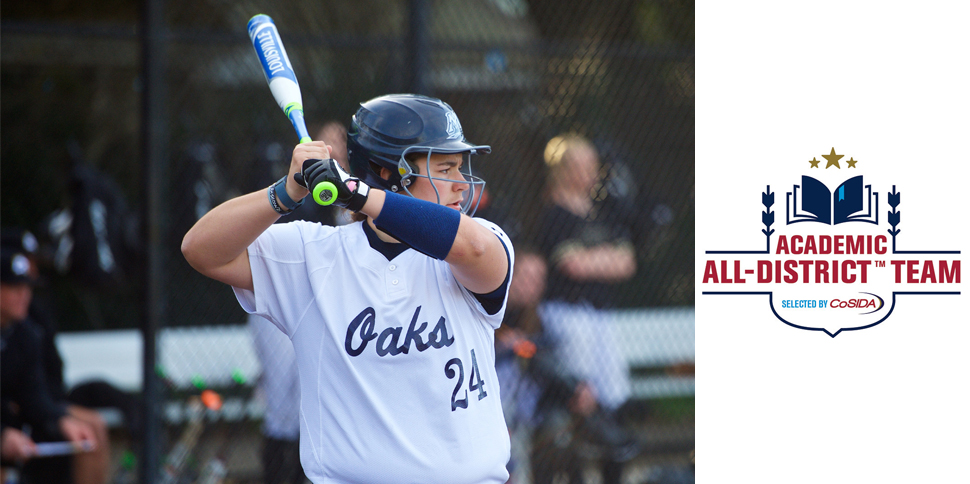 Photo for Alaina Morgan named to CoSIDA Academic All-District Team