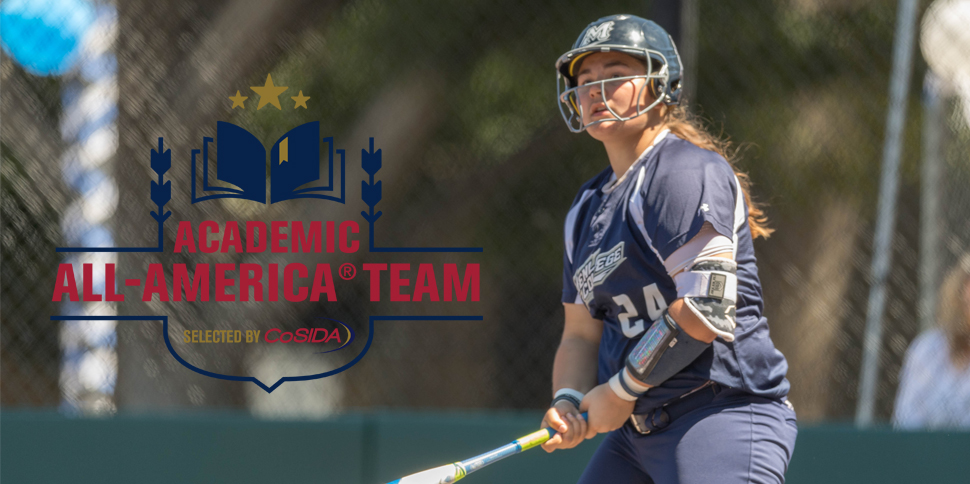 Photo for Alaina Morgan named to CoSIDA Academic All-America Second Team