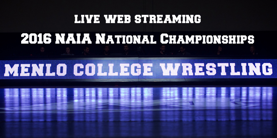 Photo for Live Web Streaming: Men's Wrestling Nationals March 4 & 5