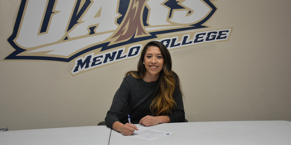 Photo for Anya Gamez signs with Women�s Basketball