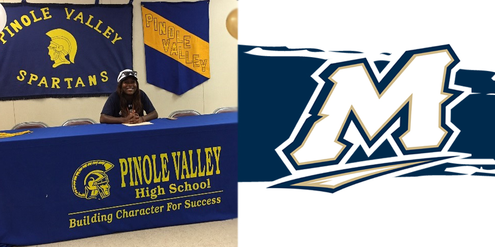 Photo for Pinole Valley HS standout Jessica Rogers signs with women�s basketball
