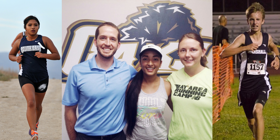 Photo for Cross Country Team Grows by Three with Trio of Signees