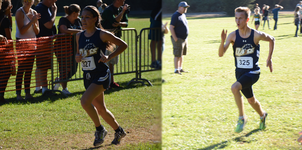 Photo for Cross Country Competes at Competitive SFSU Invitational