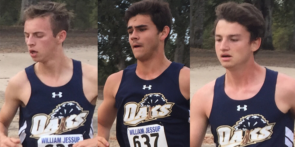 Photo for Cross Country Competes at Wlliam Jessup Warrior Invitational