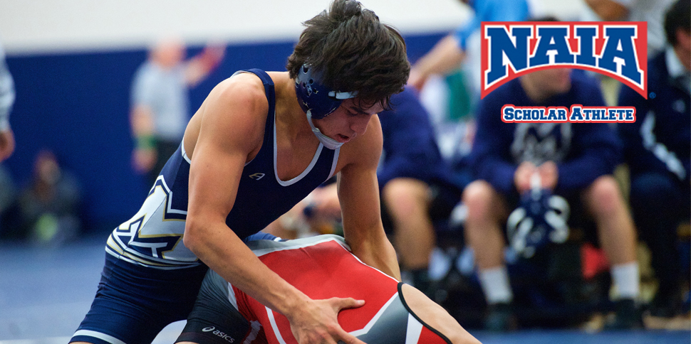 Photo for Escobedo Earns Daktronics-NAIA Scholar-Athlete Honors