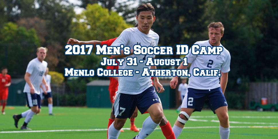 Photo for Men's Soccer Summer ID Camp Announced