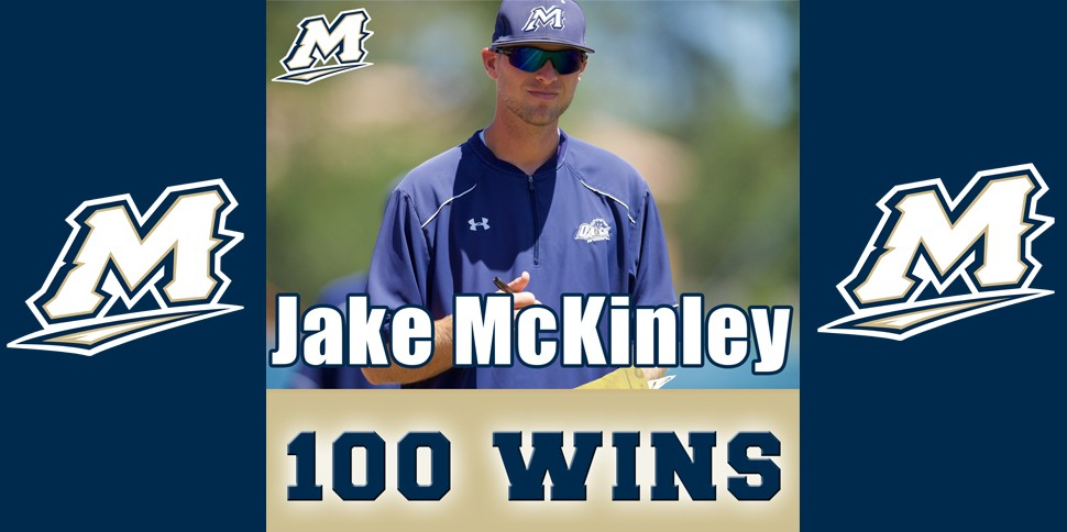 Photo for Jake McKinley picks up 100th win as Head Coach of the Oaks