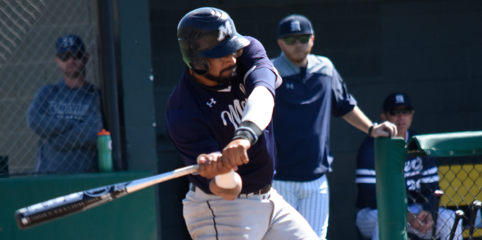 Photo for Baseball splits first two games of GSAC Tournament