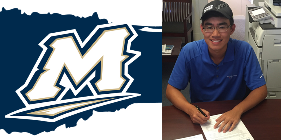Photo for Mission College transfer Andrew Li Reyes Signs with Men�s Golf