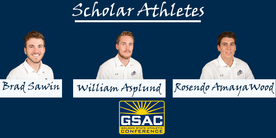 Photo for Men's Basketball earns three on the GSAC Scholar-Athlete team