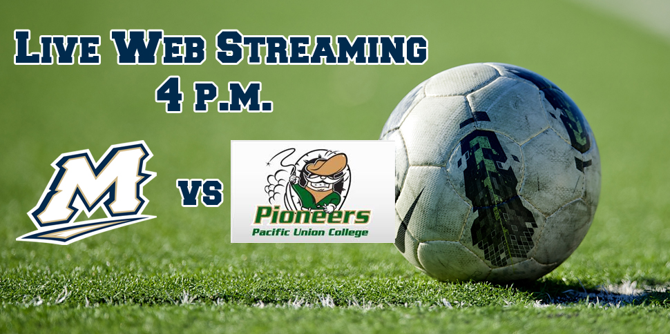 Photo for Live Web Streaming: MSOC Vs. Pacific Union-4pm