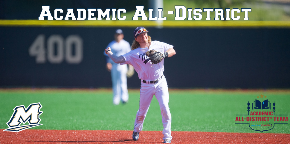 Photo for Dalton Maxwell named to CoSIDA Academic All-District Team