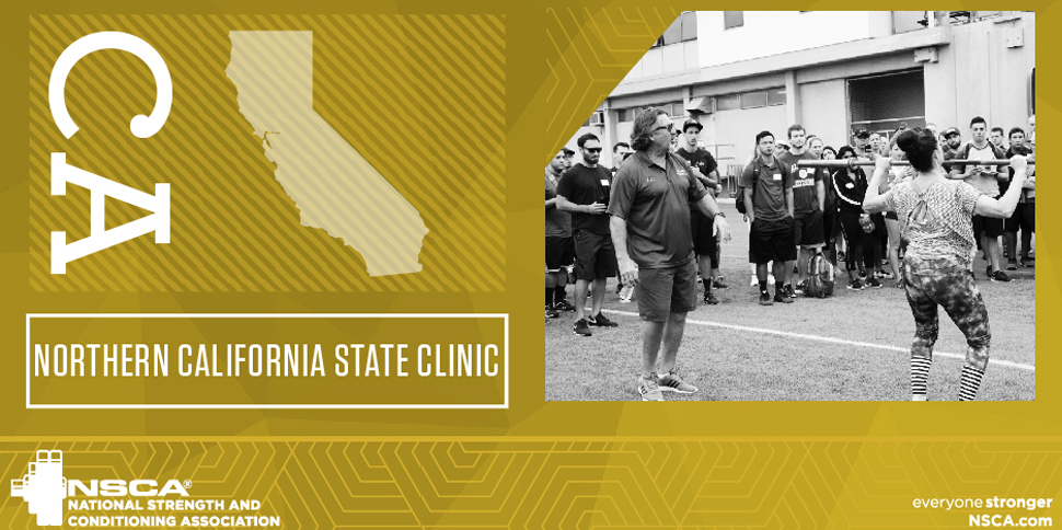 Photo for Menlo College to host NSCA Northern California State Clinic