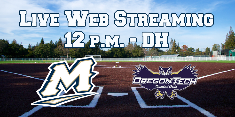 Photo for Live Web Streaming: Softball vs OIT (DH) - 12 p.m.
