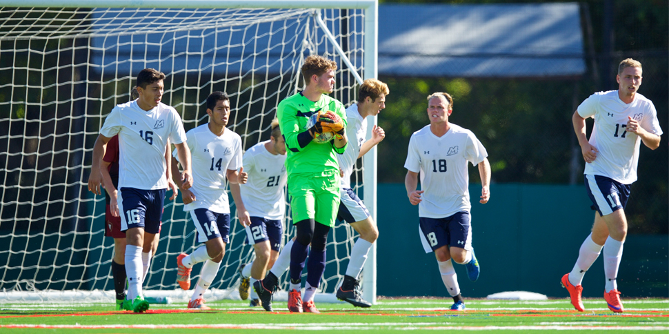Photo for Season Preview: men's soccer poised to rise to the occasion