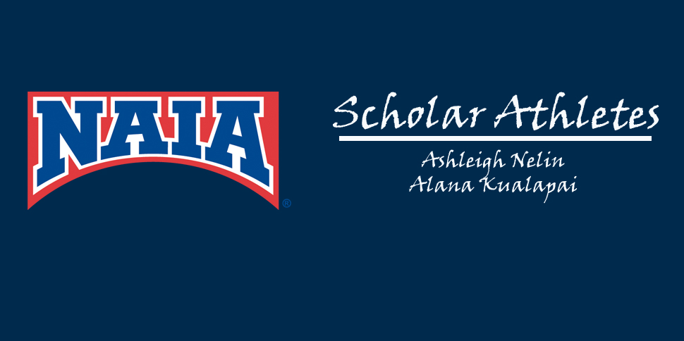 Photo for Nelin and Kualapai named NAIA Scholar-Athletes