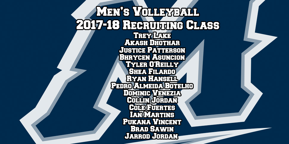 Photo for First Ever Men's Volleyball Recruiting Class Announced