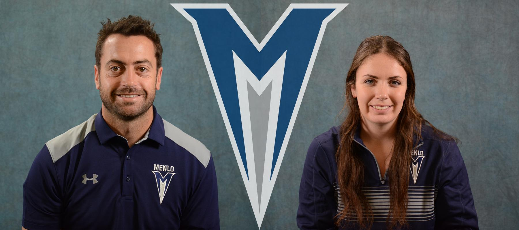 Kyle Hagenburger and Allison Hadidian added to WSOC Coaching Staff