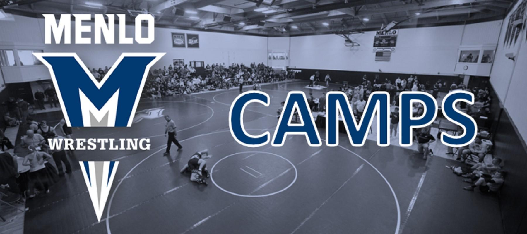 Men's and Women's Wrestling Camps Announced