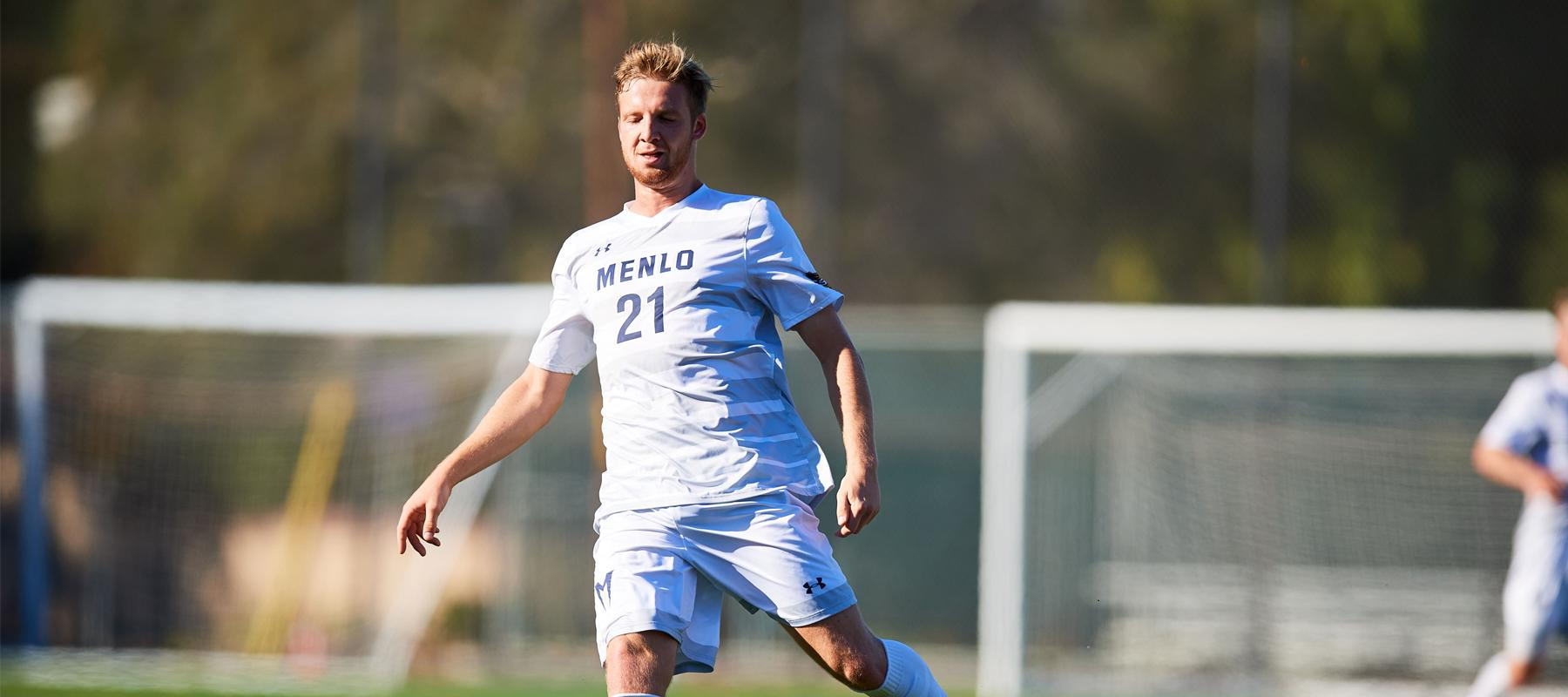 Men's Soccer scores 12 seconds in, wins 3-1 over TMU