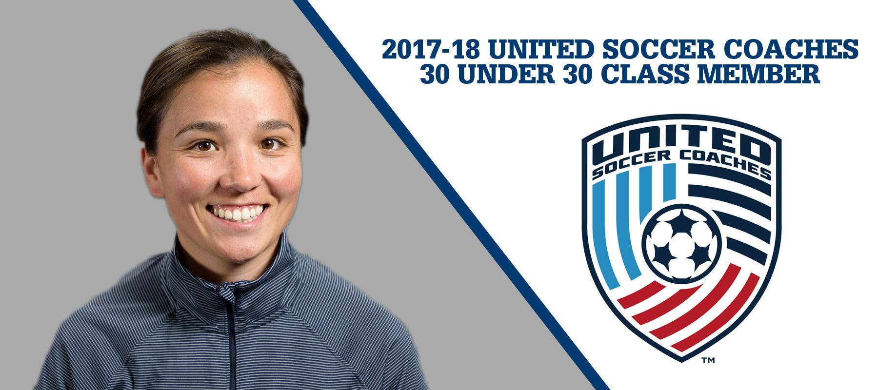 Coach Hart named to selective 30 under 30 list