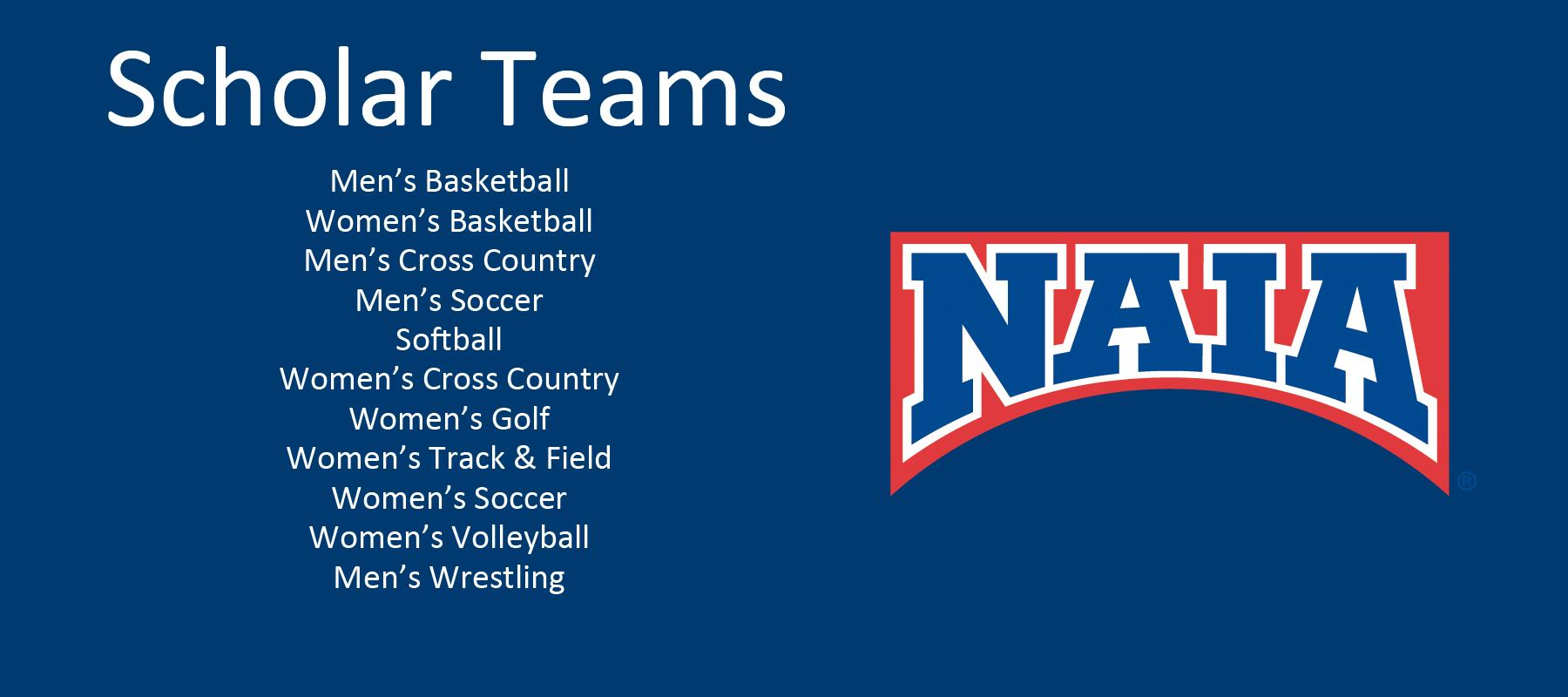 2016-17 NAIA Scholar Teams Announced